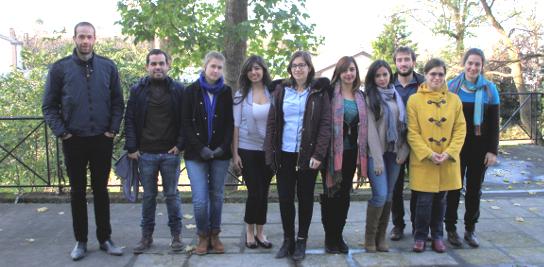 Doctorants du CES MINES ParisTech promo 2015