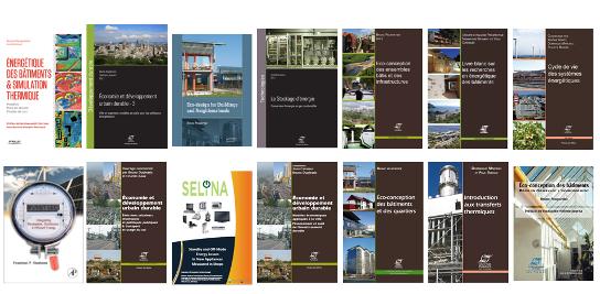 Collection d'ouvrages du CES